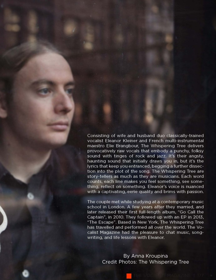 The Vocalist Magazine - The Whispering Tree (1)_Page_2