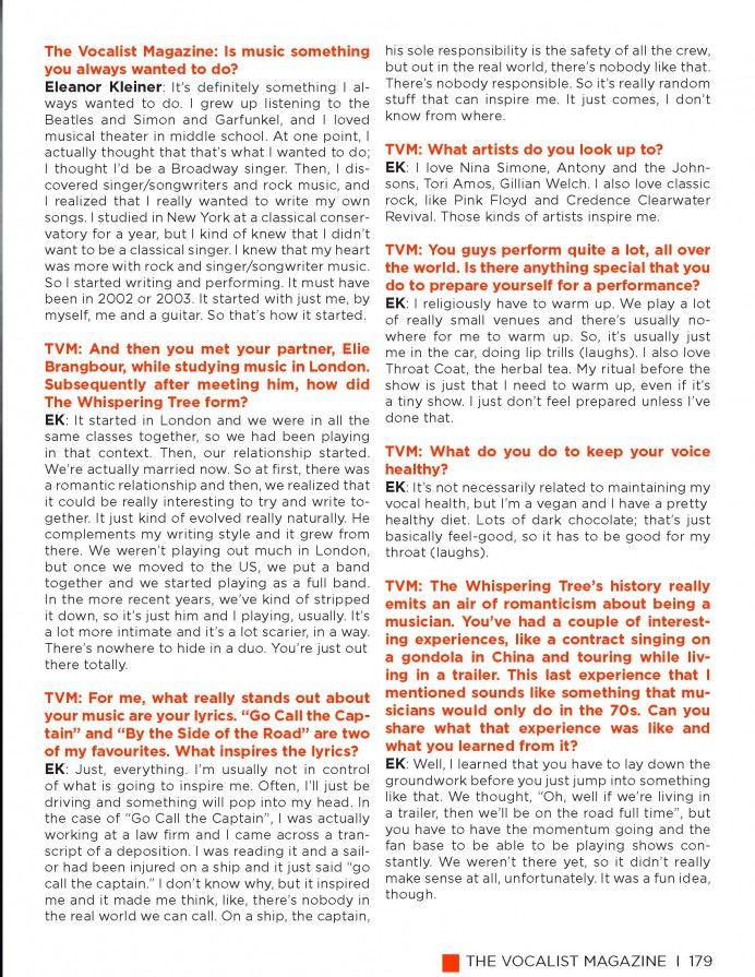 The Vocalist Magazine - The Whispering Tree (1)_Page_4